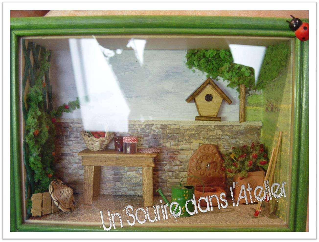 Loisirs en miniatures - Le petit jardin kervignac toulouse ...